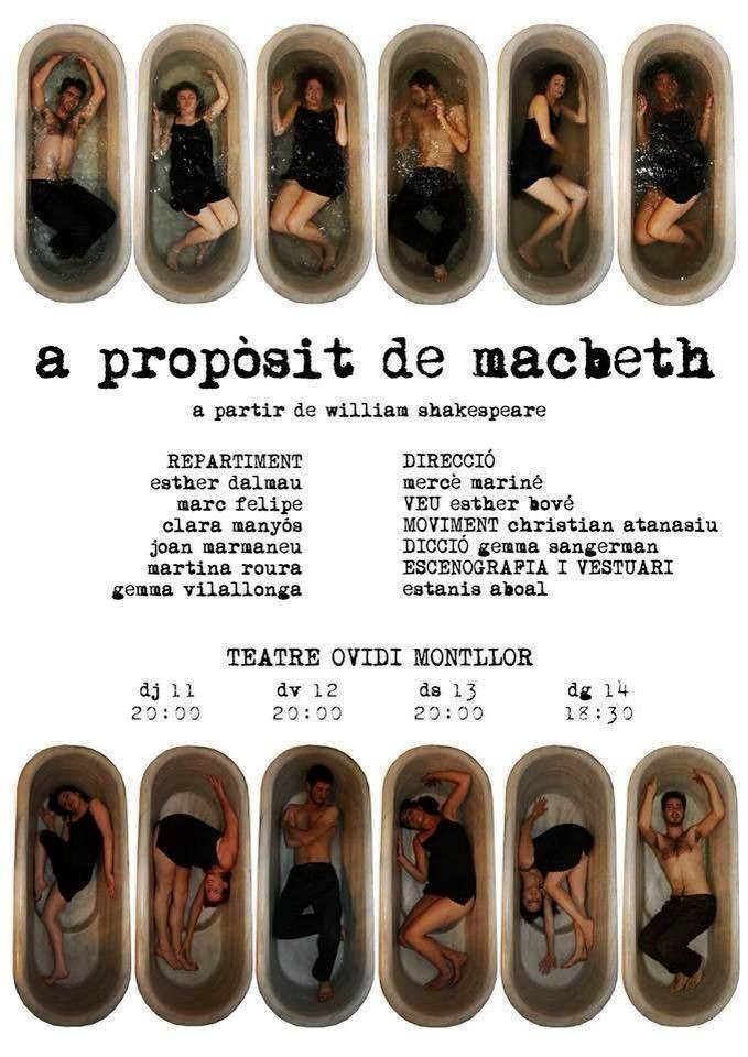 A propòsit de Macbeth
