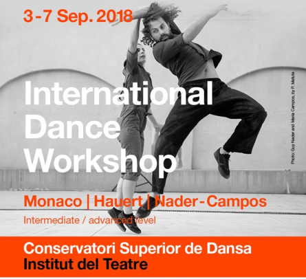 International danceworkshop 2018