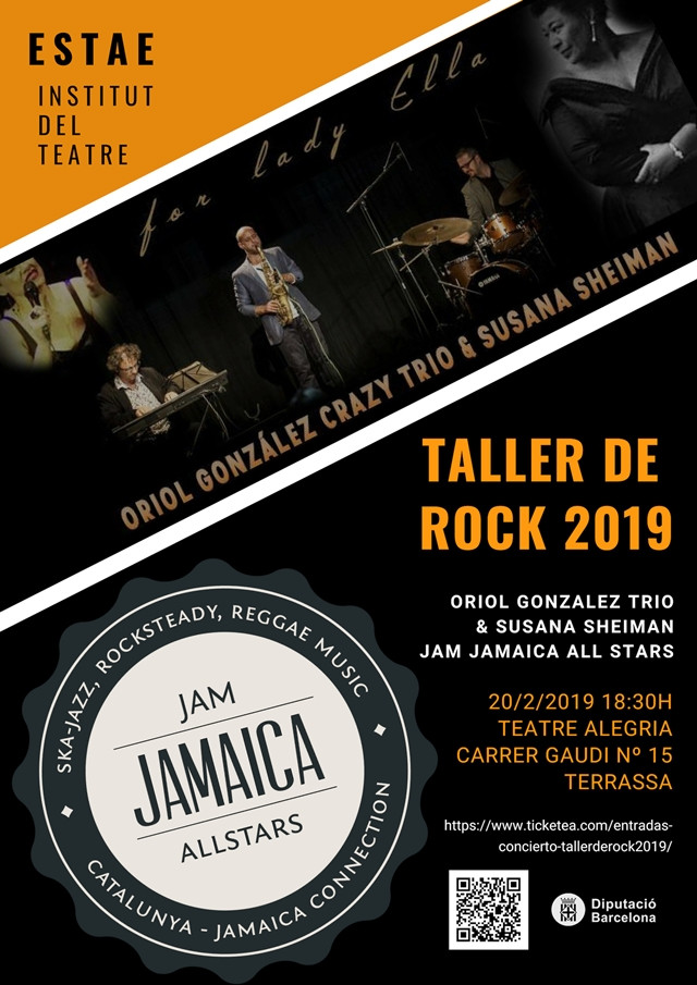 Taller de Rock de l'ESTAE 2019